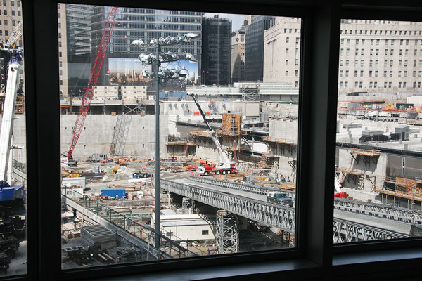 New York City - Ground Zero