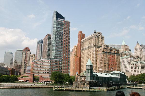 New York City - Battery Park