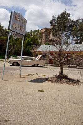 Universal Studios - Bates Motel