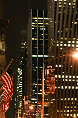 New York City - By Night