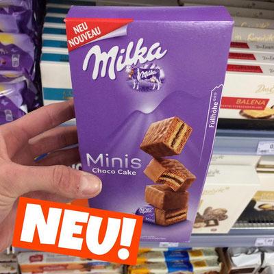 Milka Minis