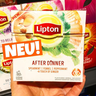 Lipton After Dinner Wellness Tee