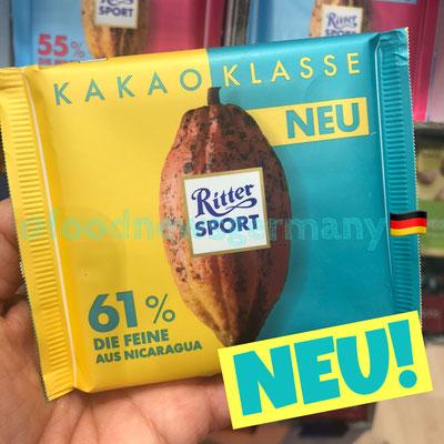 Ritter Sport 61% Die Feine