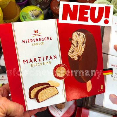 Niederegger Marzipan Eis am Stiel