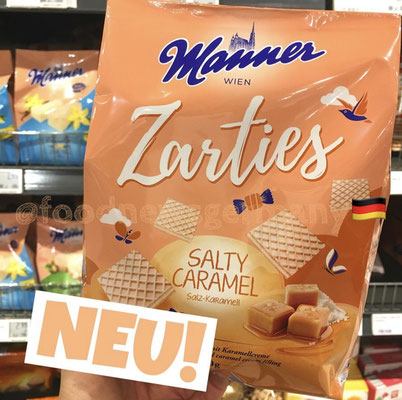 Manner Zarties Salty Caramel