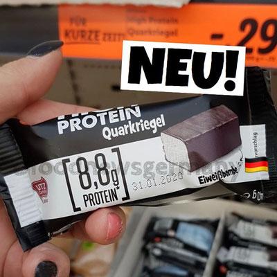 Lidl Protein Quarkriegel