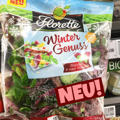 Florette Winter Genuss Salat