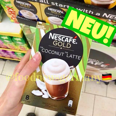 Nescafe Gold Coconut Latte