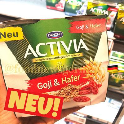 Danone Activia Goji & Hafer
