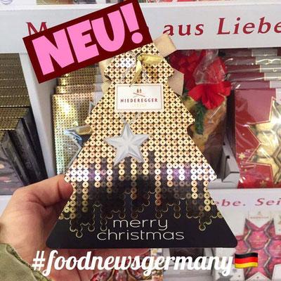 Niederegger Marzipan Christmas Edition
