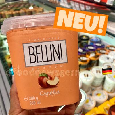Bellini Canella Eis Sorbet