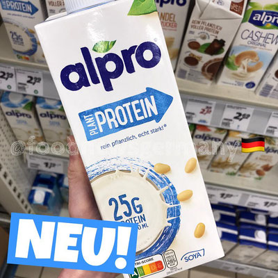 alpro Plant Protein