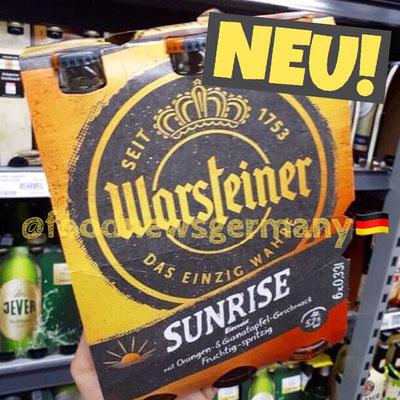 Warsteiner Sunrise