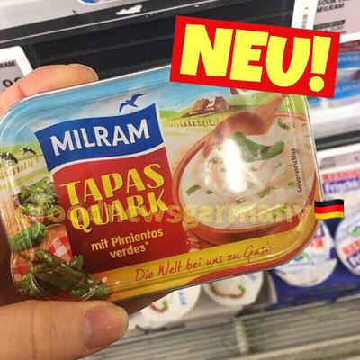 Milram Tapas Quark