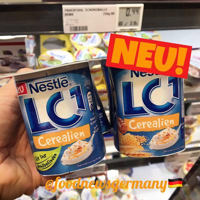 Nestle LC1 Cerealien
