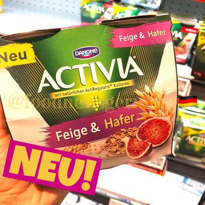 Danone Activia Feige & Hafer