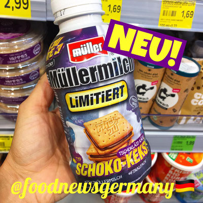 Müllermilch Schoko-Keks