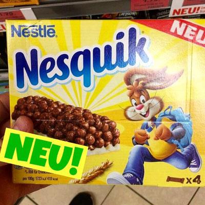 Nestle Nesquik Riegel