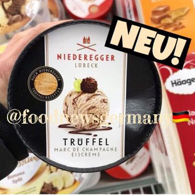 Niederegger Eiscreme Trüffel