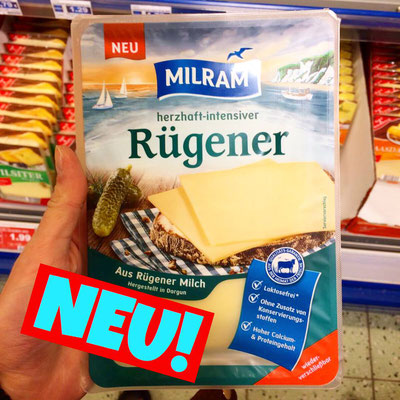 Milram Rügener Käse
