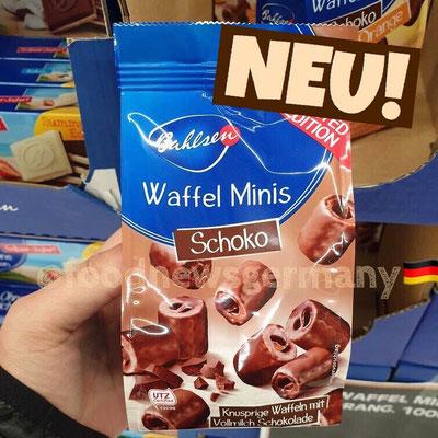 Bahlsen Waffel Minis Schoko