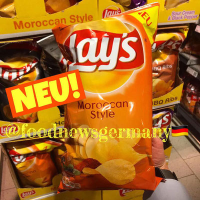 Lays Moroccan Style