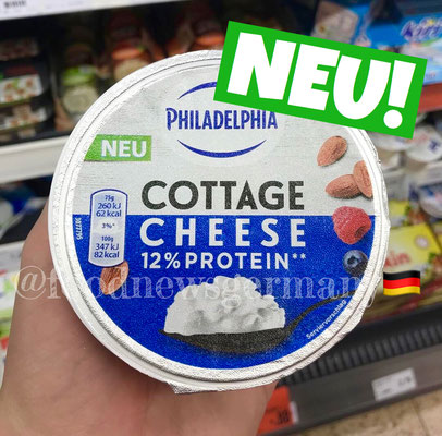 Philadelphia Cottage Cheese 12% Protein