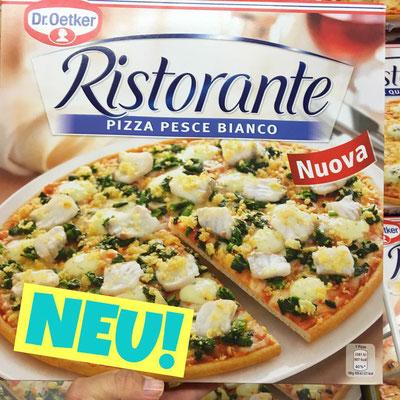Dr.Oetker Ristorante Pizza Pesce Bianco