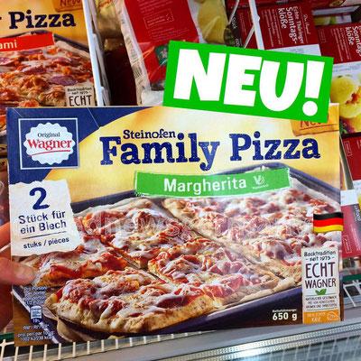 Original Wagner Family Pizza