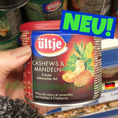 Ültje Cashews & Mandeln