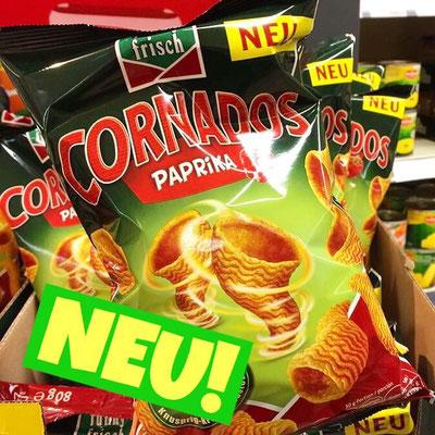 Funny Frisch Cornados Paprika