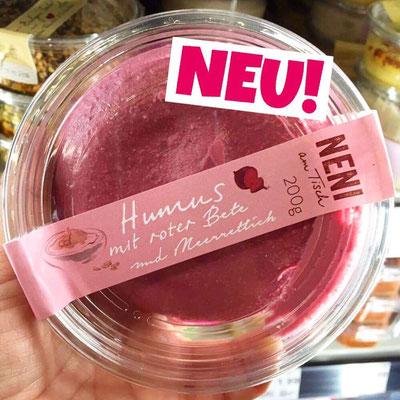 Neni Hummus rote Beete