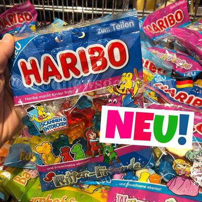 Haribo Ritter Freunde