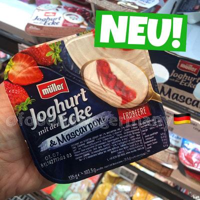 Müller Joghurt mit der Ecke & Mascarpone