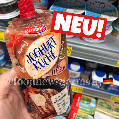 Ehrmann Joghurt Küche