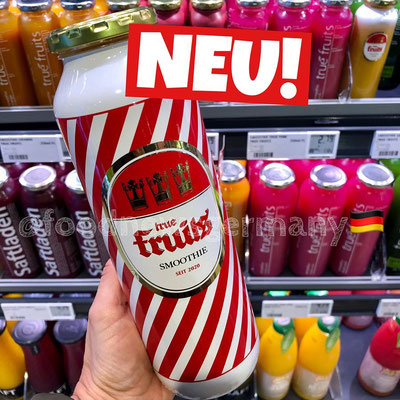 "True Fruits ""Früh Edition"""