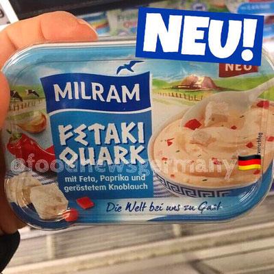 Milram Fetaki Quark