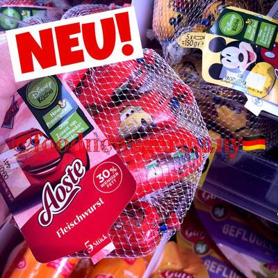Aoste Fleischwurst