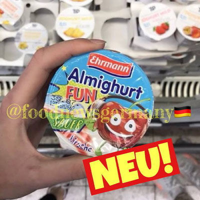 Ehrmann Almighurt FUN sauer