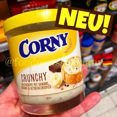 Corny Aufstrich Crunchy