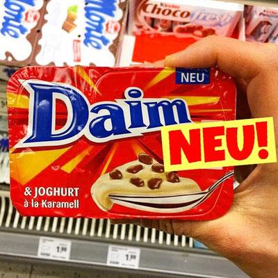 Müller & Mondolez Daim Joghurt