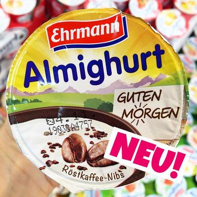 Almighurt Guten Morgen Röstkaffee Nibs