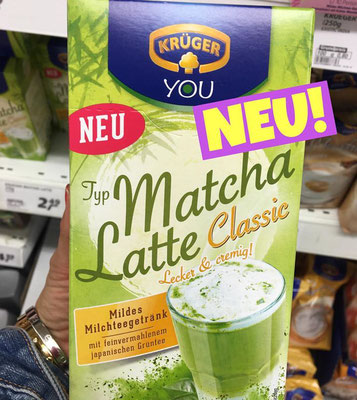 Krüger Matcha Latte Classic