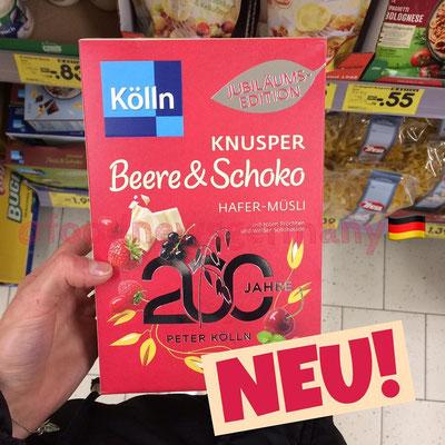 Kölln Knusper Beere & Schoko