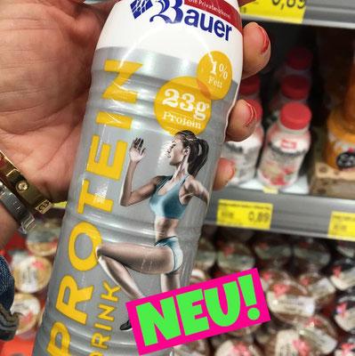 Bauer Protein Drink Vanille