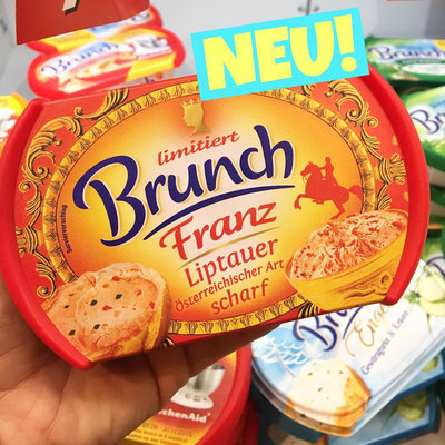 Brunch Brotaufstrich Franz