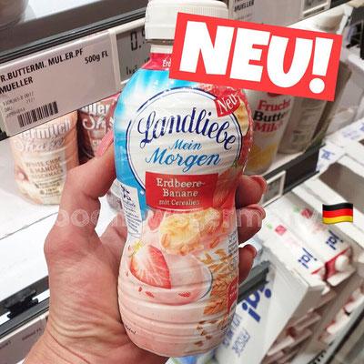 Landliebe Mein Morgen Joghurtdrink mit Cerialien