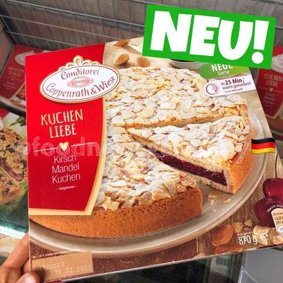 Coppenrath & Wiese Kirsch Mandel Kuchen