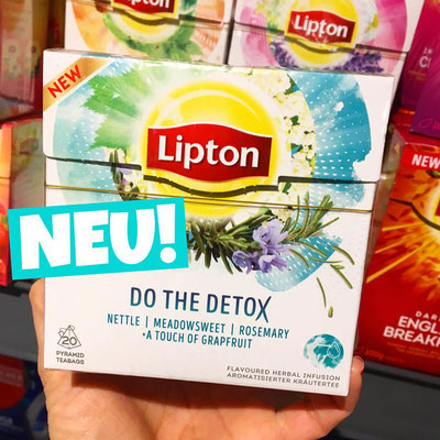 Lipton Do the Detox Wellness Tee