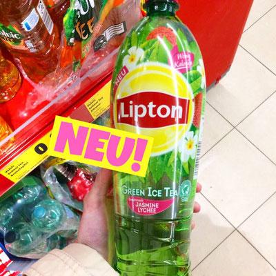 Lipton Green Ice Tea JASMINE LYCHEE
